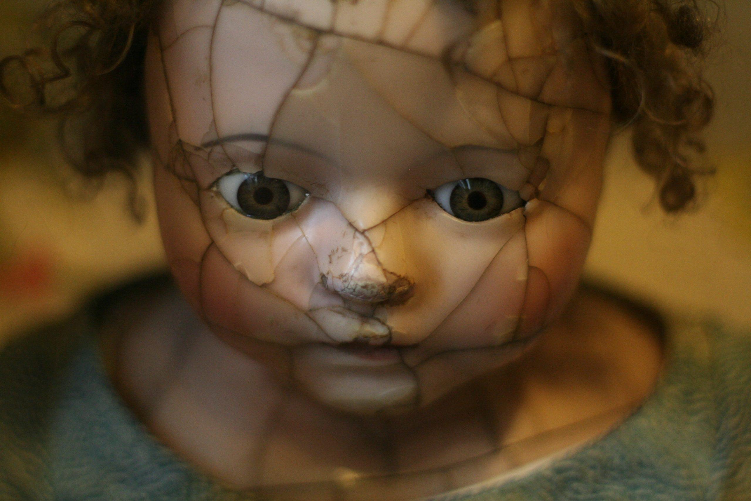 Creepy Doll